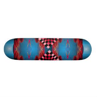 極度なスケートボードの目の錯覚b CricketDiane 20cm スケートボードデッキ