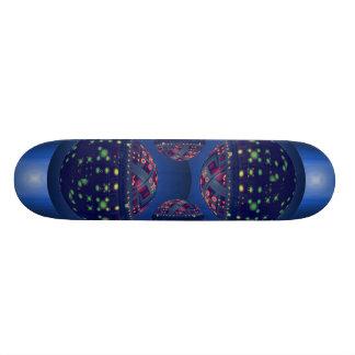 極度なスケートボードの目の錯覚W CricketDiane カスタムスケートボード
