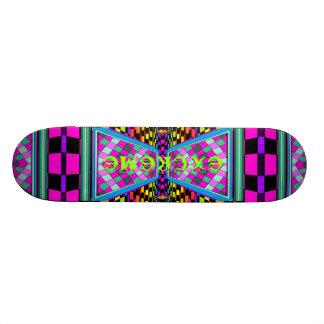 極度なスケートボードGeometrix オリジナルスケートボード