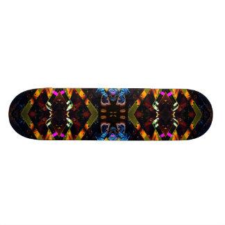 極度なデザインのスケートボードのデッキ196 CricketDiane 20.6cm スケートボードデッキ