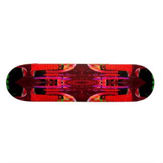 極度なデザインのスケートボードのデッキ651 CricketDiane オリジナルスケートボード