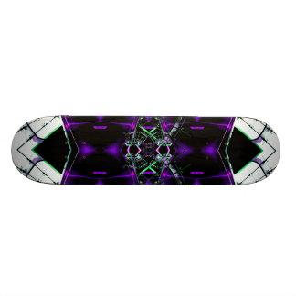 極度なデザインのスケートボードのデッキX10 CricketDiane 18.7cm ミニスケートボードデッキ