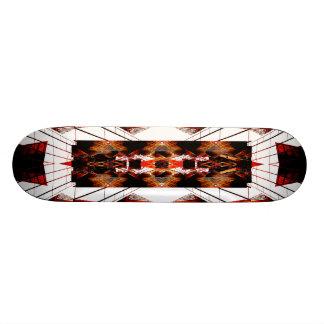 極度なデザインのスケートボードのデッキX54 CricketDiane カスタムスケートボード