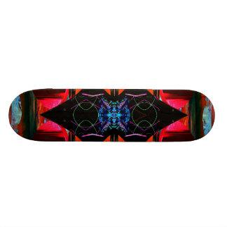 極度なデザインのスケートボードのデッキY13v CricketDiane スケボー
