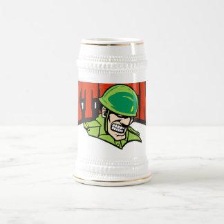 極度な本当の屑 ビールジョッキ