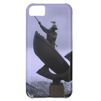 極度な漁師 iPhone5Cケース