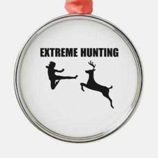 極度な狩り メタルオーナメント