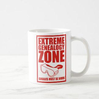 極度な系図学の地帯 コーヒーマグカップ
