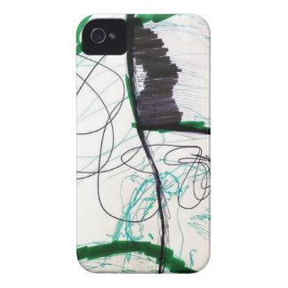 極度な苦労の記憶の残り iPhone 4 Case-Mate ケース