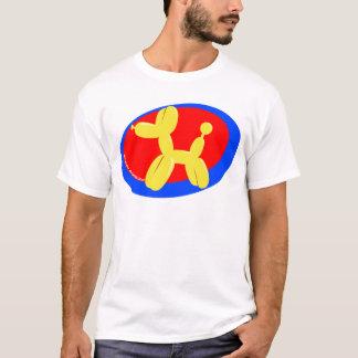 極度に気球のねじれること Tシャツ