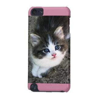極度のかわいい外部子ネコ iPod TOUCH 5G ケース