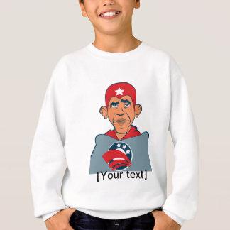 極度のオバマ スウェットシャツ