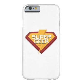 極度のギークの例 BARELY THERE iPhone 6 ケース