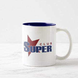極度のクラブ ツートーンマグカップ