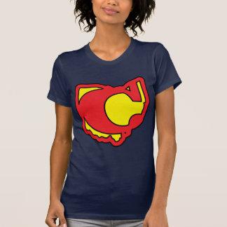 極度のクリーブランド、Oh Tシャツ