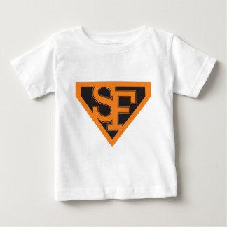 極度のサンフランシスコSF ベビーTシャツ