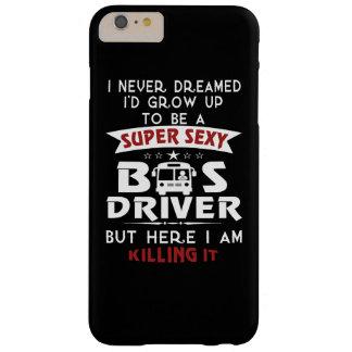 極度のセクシーなバス運転手 BARELY THERE iPhone 6 PLUS ケース