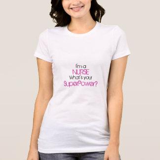 極度のナースのティー Tシャツ