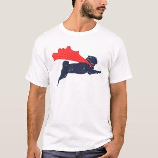 極度のパグのTシャツ Tシャツ