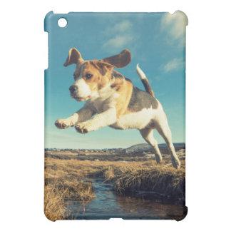 極度のビーグル犬犬- iPad Miniケース