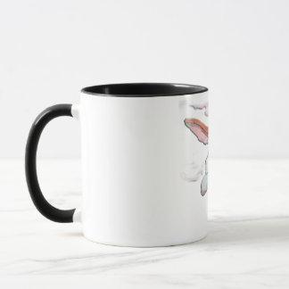 極度のビーグル犬 マグカップ