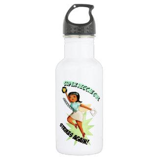 極度のレゲエの女の子 ウォーターボトル