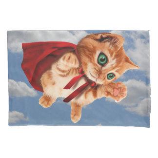 極度の子猫 枕カバー