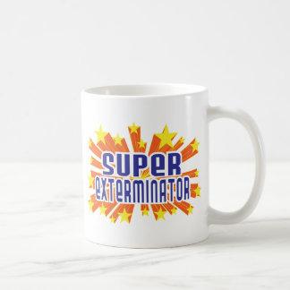 極度の害虫駆除業者 コーヒーマグカップ