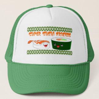 極度の寿司の友人の帽子 キャップ