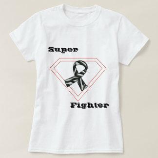 極度の戦闘機癌かまれな病気のワイシャツ Tシャツ