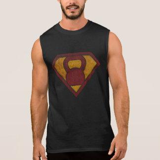 極度の持ち上がる人の体育館の刺激タンク 袖なしシャツ