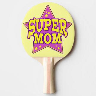 極度の星のお母さん 卓球ラケット