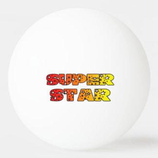 極度の星のピンポン球 卓球ボール