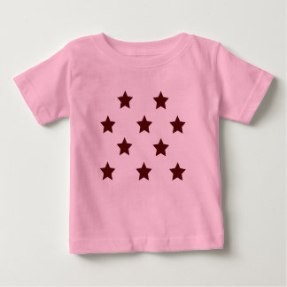極度の星 ベビーTシャツ