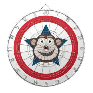 極度の猿のダート盤 ダーツボード