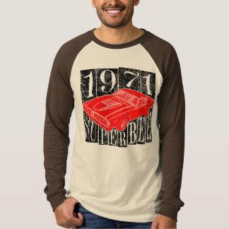 極度の蜂1971年 Tシャツ