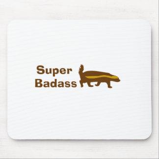 極度のBadassのラーテル マウスパッド