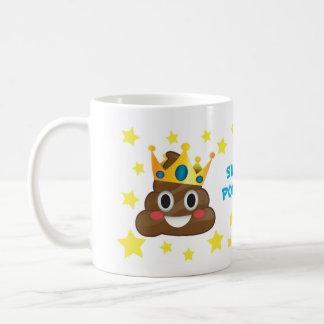 、極度のPooper Poo Mug王 コーヒーマグカップ