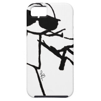 極度のSTICKMAN iPhone SE/5/5s ケース