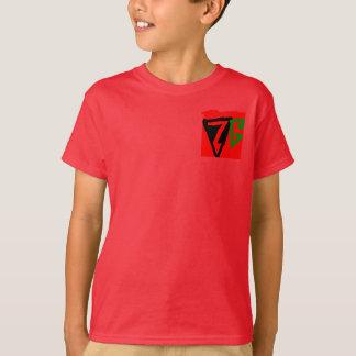 極度のZachの賭博のポケットTシャツ Tシャツ