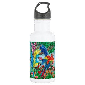 極楽鳥 ウォーターボトル