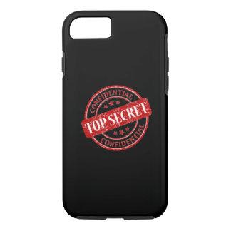 極秘の機密 iPhone 7ケース