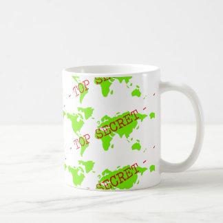 極秘 コーヒーマグカップ