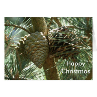 楽しいクリスマス カード