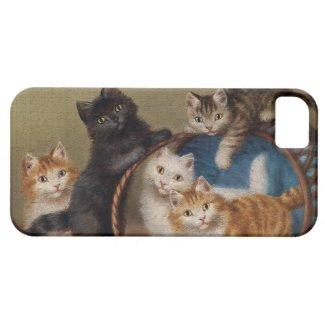楽しい仲間 iPhone 5 カバー