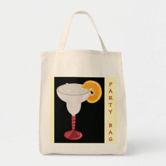楽しい時間のマルガリータの飲み物のカクテルパーティー トートバッグ