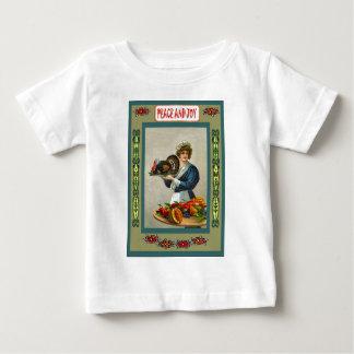 楽しむな感謝祭 ベビーTシャツ