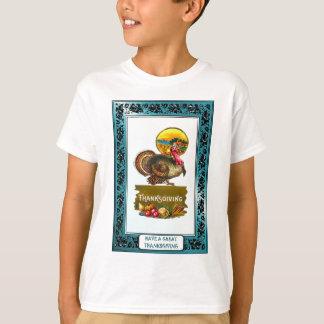 楽しむな感謝祭 Tシャツ