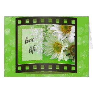 楽しむな生命 カード