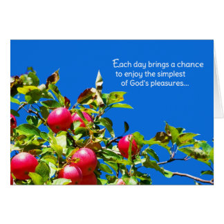 楽しむな神の喜び… カード